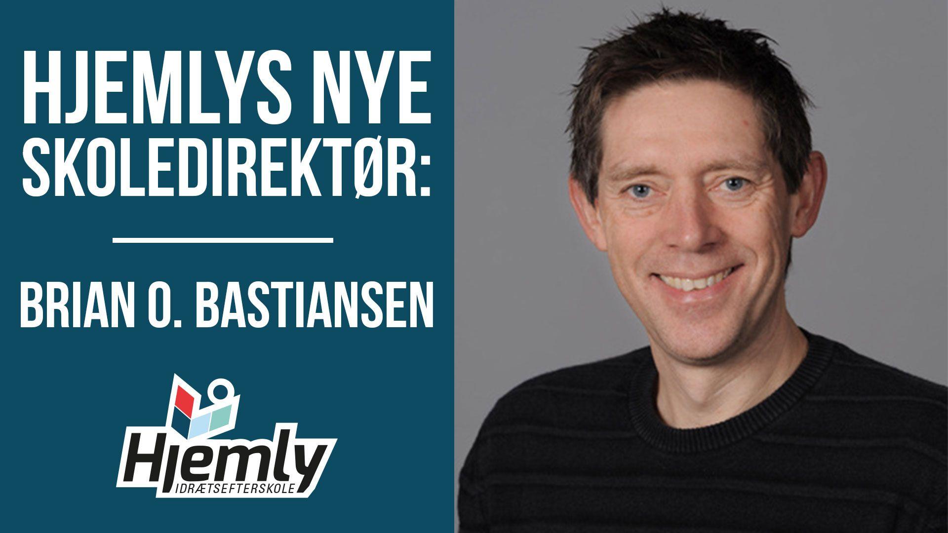Hjemly har ny skoledirektør på plads til d. 1/8