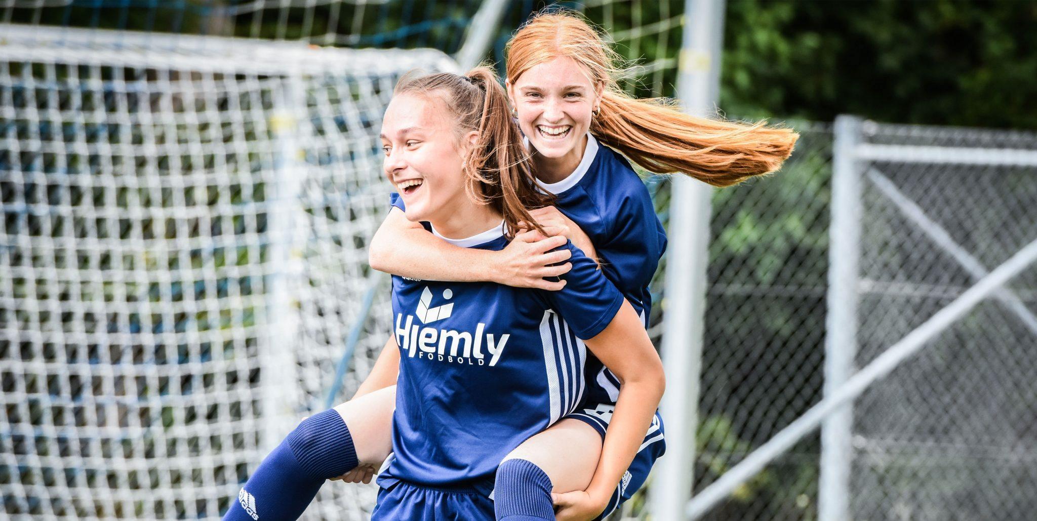 Tag på fodbold-camp og oplev livet på en idrætsefterskole