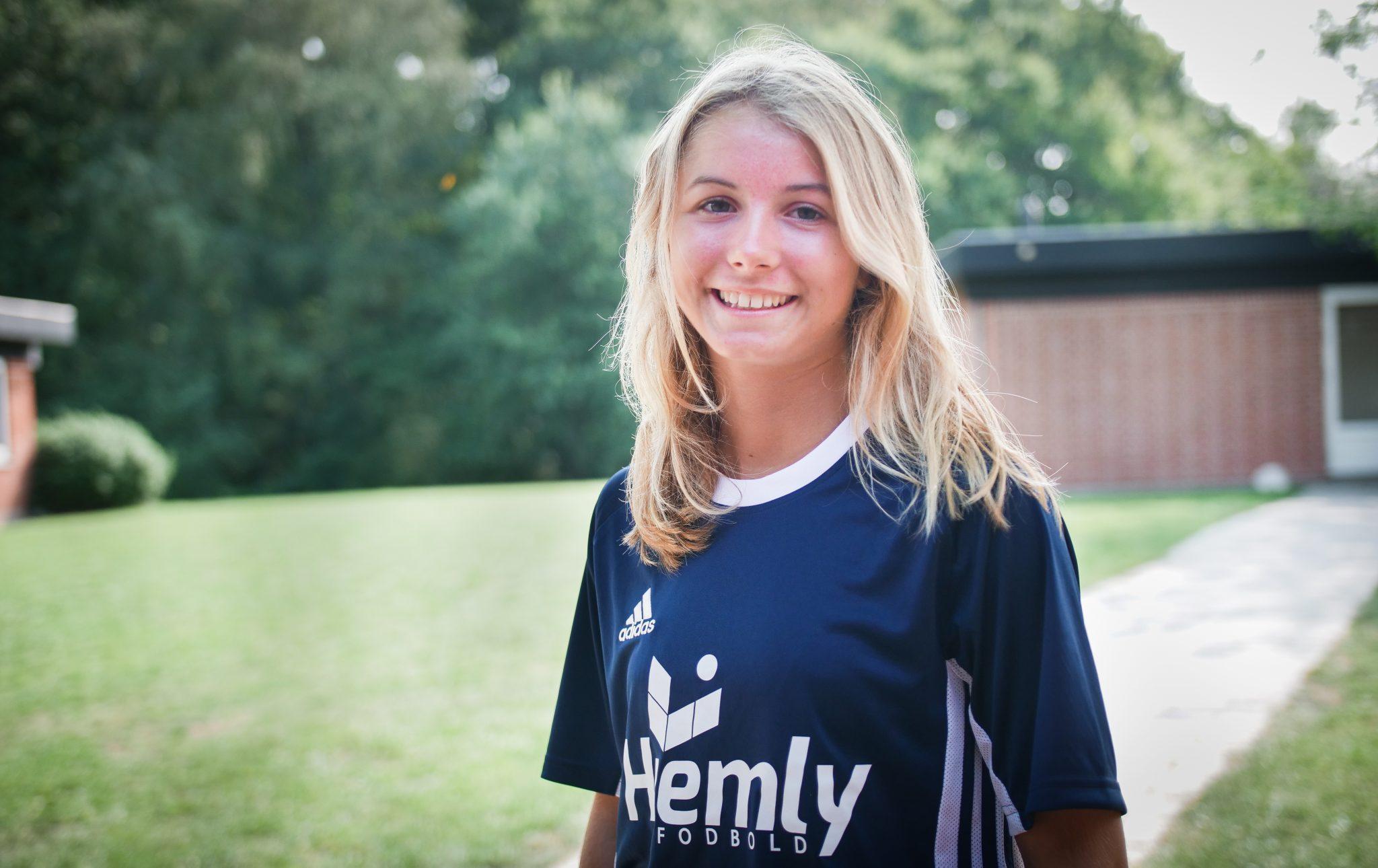 Hjemly-spiller udtaget til U17-landsholdet